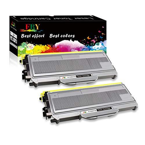 EBY TN2110 TN2120 Toner compatibili per Brother DCP-7030 DCP-7040 DCP-7045N HL-2140 HL-2150 HL-2150N HL-2170 HL-2170W MFC-7320 MFC-7340 MFC-7345DN MFC-7440N MFC-7840W
