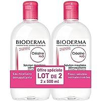 Bioderma Crealine H2O Micela solución 2X 500ML