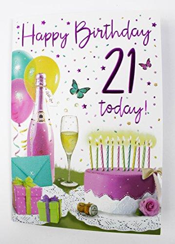 für Ihre Mädchen Damen Alter Vers Qualität Milestone Pink ()