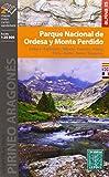 Parque Nacional de Ordesa Y Monte Perdido (2 Cartes)