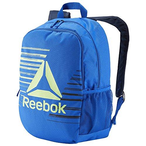 Reebok Kids Foundation Backpack Mochila, Unisex Niños, Azul (Vitblu), Talla Única