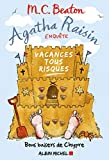 Agatha Raisin enquête - Vacances tous risques : Bons baisers de Chypre (A.M. ROM.ETRAN)