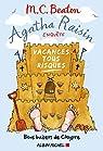 Agatha Raisin enquête - Vacances tous risques : Bons baisers de Chypre par Chesney