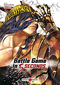 Battle Game in 5 Seconds Edition simple Tome 7