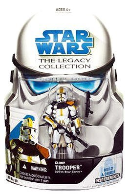Star Wars Clone Trooper 327th Star Corps The Legacy Collection (327th Star)