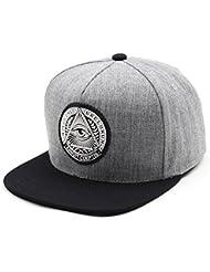 sujii ILLUMINATI Archetype Baseball Cap gorra de beisbol gorra de Snapback sombrero de Trucker