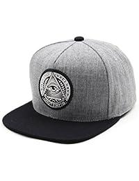 sujii ILLUMINATI Archetype Baseball Cap gorra de beisbol gorra de Snapback  sombrero de Trucker 41f4b4597bd