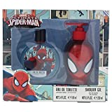 Marvel Ultimate Spider Man für Kinder, 2-teiliges Geschenkset