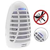 Enchufe lampara antimosquitos mata mosquitos moscas Insecticida eléctrico