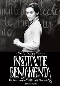 Institute Benjamenta Or This Dream People Call [DVD] [1995] [Region 1] [US Import] [NTSC]