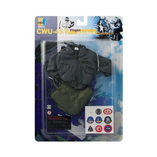 1/6 Scale Dragon Models CWU - 45/P Flight Jacket for 12 inches figure by Dragon Models USA
