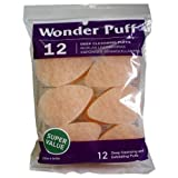 Wonder Wedges Wonder Cleansing Puff, 12 ...