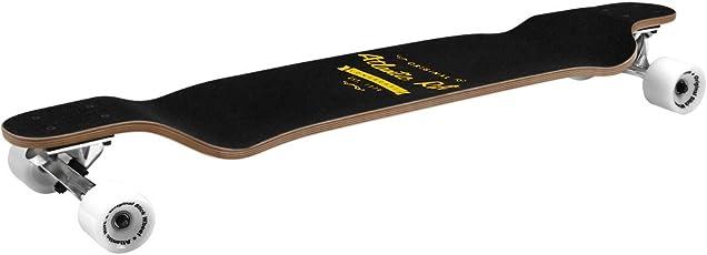 Longboard Dropdown-Bauweise ABEC 9 Lager - Komplettboard Skateboard -【Farb- & Motivauswahl】