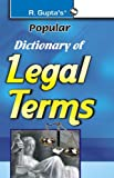 Dictionary of Legal Terms (Popular)