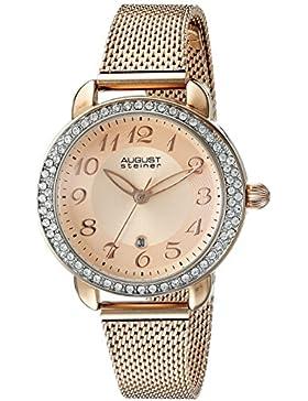 AUGUST STEINER - Damen -Armbanduhr- AS8192RG