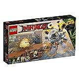 Lego Ninjago 70610Turbo y Medusa Lego construcción juguete