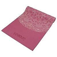 Liveup LS3231C 6mm PVC Yoga Mat Kırmızı