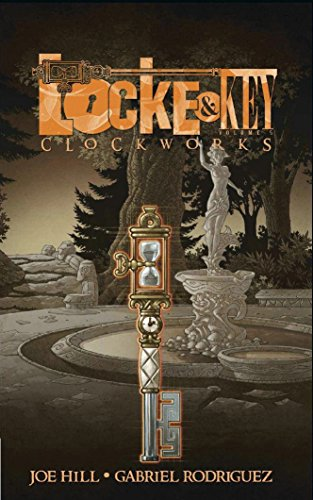 Locke & Key Volume 5: Clockworks (Locke & Key 5)