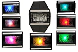 COSMIC DIGITAL WATCH WITH 7 MULTI COLOR ...