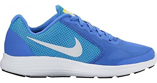 Nike NIKE REVOLUTION 3 (GS) NAVY - 6Y - Schuhe Nike Running 6