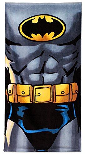 trandtuch Badetuch 70 x 140cm (Batman Und Robin Handtuch)