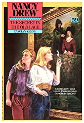 The Secret in the Old Lace (Nancy Drew Book 59)