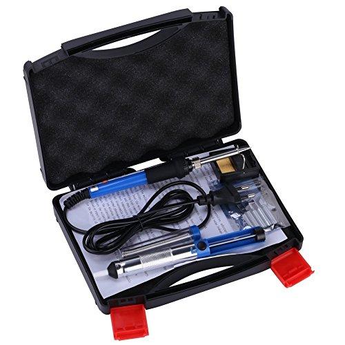 ghb-kit-de-fer-souder-electrique-6-en-1-60w-temprature-rglable-avec-5-pcs-points-diffrents-eponge-ne