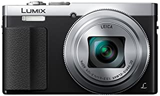Panasonic Lumix DMC-TZ70EB-S Compact Digital Camera with LEICA DC Vario Lens - Silver (12 MP, 30x Optical Zoom, Control Ring, 1.2.EVF, Wi-Fi with NFC) 3-Inch LCD (B00T0DX0PK) | Amazon price tracker / tracking, Amazon price history charts, Amazon price watches, Amazon price drop alerts