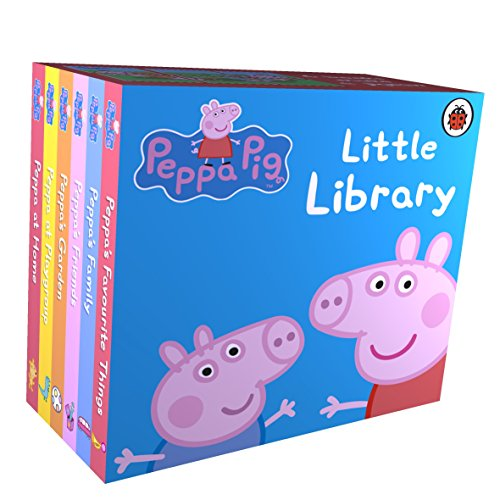 Peppa Pig: Little Library por Ladybird