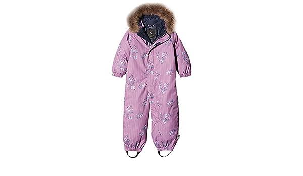 Name It Baby Girls Nitpowder Snowsuit AOP Soft Mz G Fo