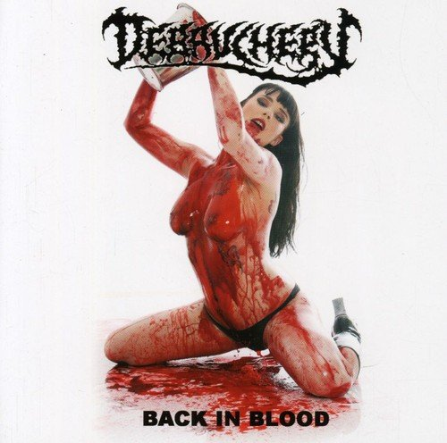 Debauchery: Back in Blood (Audio CD)