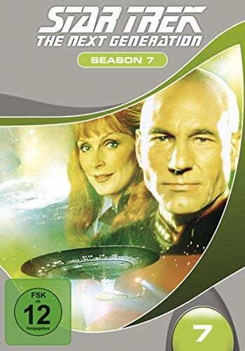 Star Trek - The Next Generation: Season 7 [7 DVDs] -