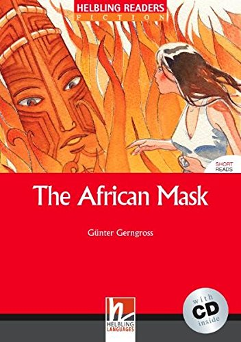 The African Mask. Livello 2 (A1-A2). Con CD Audio
