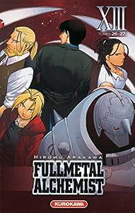 Fullmetal Alchemist Edition reliée TOME XIII (26-27)