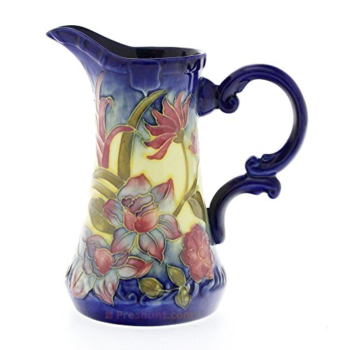Old Tupton Ware - Yellow Bouquet Design - Jug