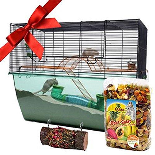 Starter-Set für kleine Nager Hamster Mäuse Rennmäuse Zubehör