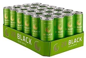 24x 28 Black Sour Apple 0,25l