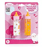Bayer Design 79201AE Magic Bottle Set für Puppe, Weiß/Orange