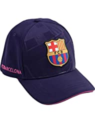 Casquette BARCA - Collection officielle FC BARCELONE - Supporter BARCELONA Football Liga Espagne
