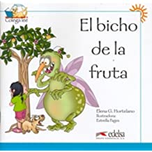 Colega: El Bicho De LA Fruta (Reader Level 1) (Colega Lee)