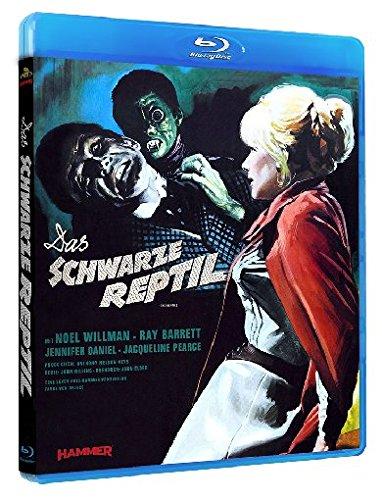 Das schwarze Reptil - Hammer Edition [Blu-ray]