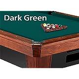 10' Simonis 860 Dark Green Billiard Pool Table Cloth Felt