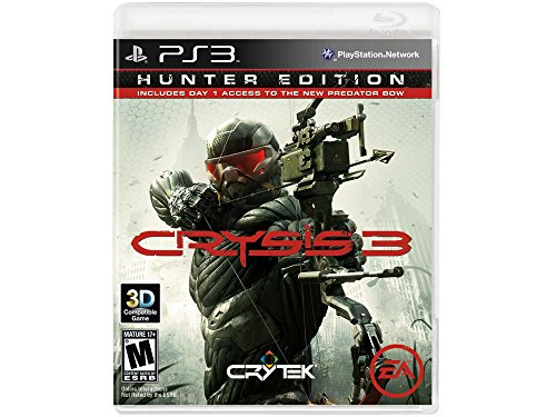 Crysis 3 Hunter Edition (Crysis Ps3)