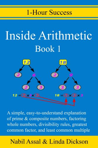 Inside Arithmetic: Book 1 (1-Hour Success)