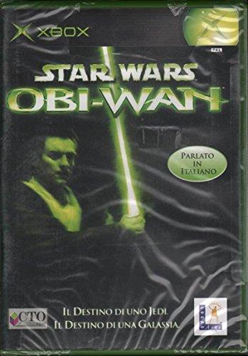 Star Wars Obi-Wan Videogioco XBOX Nuovo Sigillato usato  Spedito ovunque in Italia