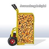 Dema Sackkarre - Wagen - Stechkarre für Brennholz Traglast 150