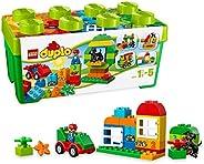 LEGO Duplo 10572 Große Steinebox, Kreatives Lernspielzeug
