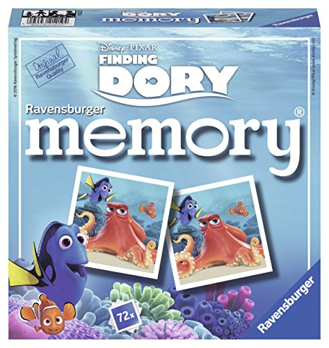 Ravensburger Memory 21219 - Dory Legespiel