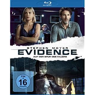 Evidence - Auf der Spur des Killers [Blu-ray]