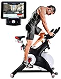 Sportstech Professional Indoor Cycle SX500 with...